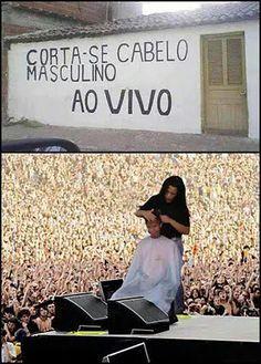 Cabelo Ao Vivo World Tour