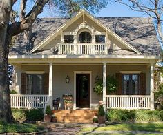 A new porch is one of many additions to this revamped bungalow.