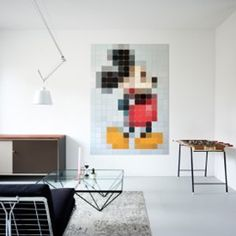 Personal and flexible wall art