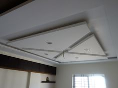 Ceiling Interior Decoration Ideas Ceiling Design Living Room, False Ceiling Living Room, Bedroom False Ceiling Design, Ceiling Light Design, Bedroom Ceiling, Living Room Designs, Condo Design, House Design, Plafond Staff