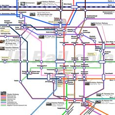Guide to take trains in Osaka. How to choose the best route by train to get the major spots?   Japan Rail Pass and rail travel in Japan complete guide – JPRail.com