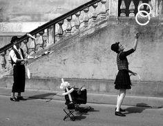 Gli artisti di strada