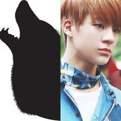 Supernatural&kpop // Werewolf // Jeno of NCT