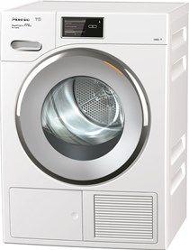 Miele - TMV 840 WP Tumble Dryer, SteamFinish, PerfectDry, FragranceDos, 9kg, A+++, Heat Pump