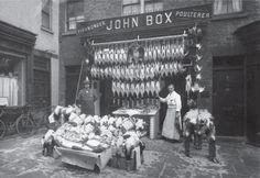 Fish mongers early 1900s