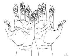 rebloggy.com post drawing-death-art-black-and-white-creepy-horror-gore-manga-dark-morbid-macabre 67986849248