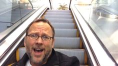 'All by himself' in Las Vegas airport, man makes hilarious music video