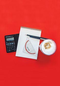 We like red #workingit #coffee #prepared