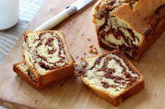 Recette - Cake marbré au Nutella ? en pas à pas