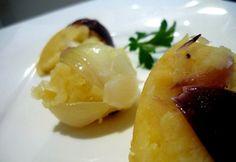 Hagymás tört krumpli gasztronautától