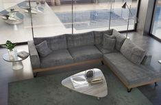 ΣΑΛΟΝΙ - Καναπές Γωνία - Καναπές γωνία Rustic Outdoor Sectional, Sectional Sofa, Couch, Outdoor Furniture, Outdoor Decor, Rustic, Home Decor, Country Primitive, Modular Couch