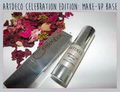 Review on the ARTDECO Celebration Iconic Collection: The Make-Up Base