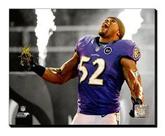 Ray Lewis Canvas Framed Over With 2 Inches Stretcher Bars-Ready To Hang- Awesome & Beautiful-Must For A Championship Team Fan! All Teams Player Canvas Available-Please Go Through Description & Mention In Gift Message If Need A different Team-Choose Size Option! (16 x 20 inches stretched Ray Lewis Canvas) Art and More, Davenport, IA http://www.amazon.com/dp/B00N1U5KY2/ref=cm_sw_r_pi_dp_8.azub1YHHGM5