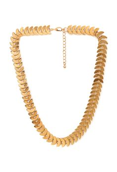 Ethereal Wreath Collar Necklace | FOREVER21 - 1000087615