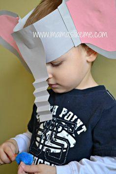 Mamas Like Me: Easy Horton Hears a Who Mask