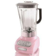 KitchenAid Stand Blender In Pink.