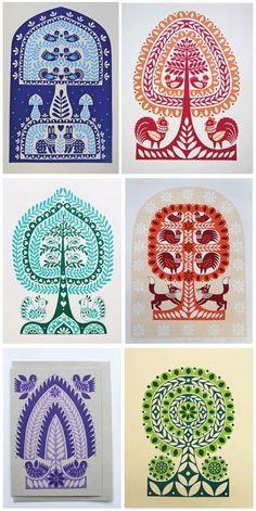 modern folk patterns - Szukaj w Google