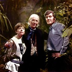 First Doctor and companions Bbc Doctor Who, Eleventh Doctor, Original Doctor Who, Rose And The Doctor, Doctor Who Companions, William Hartnell, Classic Doctor Who, Watch Doctor, First Doctor