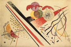 The Athenaeum - Untitled (Wassily Kandinsky - )