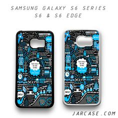 The fault in our stars collage Phone case for samsung galaxy S6 & S6 EDGE