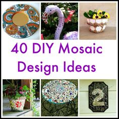 Want a DIY to enhance your home decor? You're going to want to give mosaic a try. One of the things we know you're going to be thrilled about – a beginner can easily get terrific results on a project. While some mosaics do feature an intricate pattern, you'll see plenty of mosaics where they …