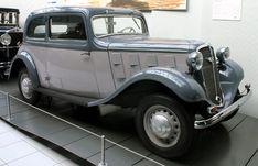 1936 Hanomag Rekord 15K