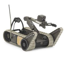 The 310 SUGV (Small Unmanned Ground Vehicle) is a mobile robot produced by iRobot Corporation. Image courtesy of iRobot Corporation. Computer Robot, Robot Arm, Tank Design, Bike Design, Drones, Get Down On It, Military Robot, Mobile Robot, Raspberry Pi Projects