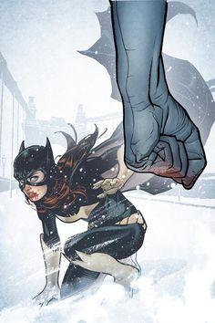 batgirl-adam-hughes.jpg (620×932)