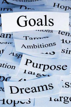 To be successful you must have a strong purpose! What is your purpose, what does make you going