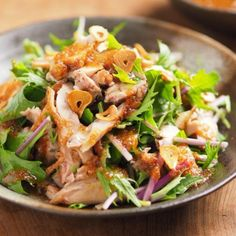 Paleo Keto Recipes, Cooking Recipes, Japanese Side Dish, Smoothie Diet Plans, Asian Recipes, Ethnic Recipes, Greens Recipe, Vegetable Salad, Main Dishes