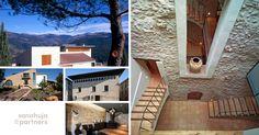 ↝ #Casas de montaña 🗻 #Arquitectura con raíces que parece haber formado parte desde siempre de la propia naturaleza #proyectos