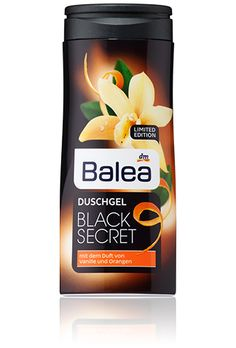 Balea Black Secret