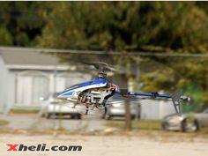 E-Sky 500-Size RC Helicopter Kit w/ Carbon Fiber  Aluminum Parts  $117