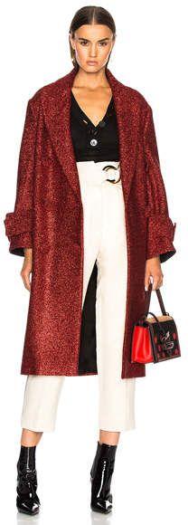 #affiliatead -- Petar Petrov Aidan Coat -- #chic only #glamour always