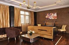Outstanding Apartment Design Influenced By Art Deco | InteriorHolic.com