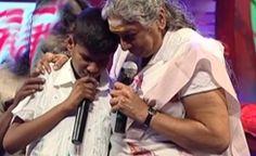 தனது குரலினால் ஜானகியம்மாவை நெகிழ வைத்த செந்தில்நாதன்... yarlminnal.com