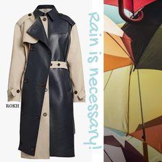 Stylish Raincoats, Rain Fashion, I See It, Dolly Parton, Jackets, Instagram, Dolly Patron, Down Jackets, Jacket