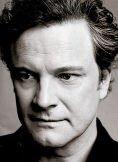 """I have a kind of neutrality, physically, which has helped me. I have a face that can be made to look a lot better - or a lot worse"" - Colin Firth"