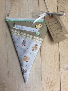 Home Sweet Home personalised handmade by StitchedbySistersuk