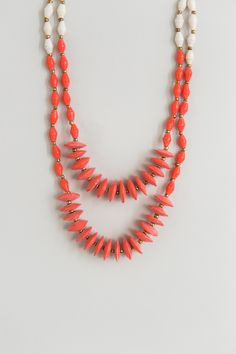 The @31bits Cacti Double necklace is on SALE today only! Just in time for Christmas! ;) (12/16/14) #31bits #fashionforgood