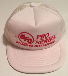 HFC Pro Series Atlantic Challenge Trucker Hat Racing One Size #Sunbelt #Trucker