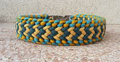 Paracord Halsband in 4 Farben - www.mein-paracord.de