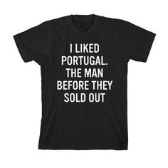 Check out Portugal The Man Before They Sold Out T-Shirt on @Merchbar.