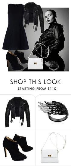 """Untitled #234"" by letiperez01 on Polyvore featuring Giuseppe Zanotti, Chanel and RED Valentino"
