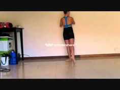Teach Yourself Ballet- Year 1 Lesson 1 (she has many many lessons posted, all about 20 minutes long)