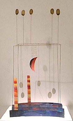 L'angelico geometrico - Fausto Melotti