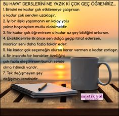 Cool Words, Wise Words, Learn Turkish, Good Sentences, Real Quotes, Coffee Quotes, How To Better Yourself, Self Improvement, Reiki