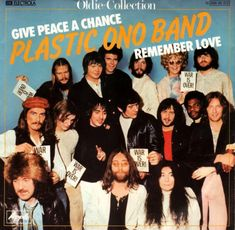 The Beatles Story, Plastic Ono Band, Imagine John Lennon, Give Peace A Chance, Yoko, Photo Sessions, Concert, Movie Posters, Classic Rock