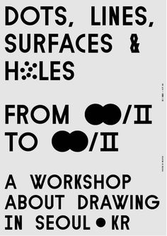Type #poster