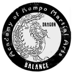 Dragon Academy of Kempo Martial Arts Crest i will get back to my studies of kempo